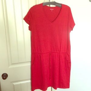 Kim Rogers large swim cover up or dress